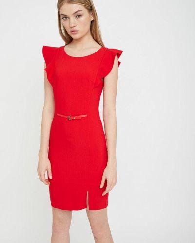 Платье красный салатовый Lime