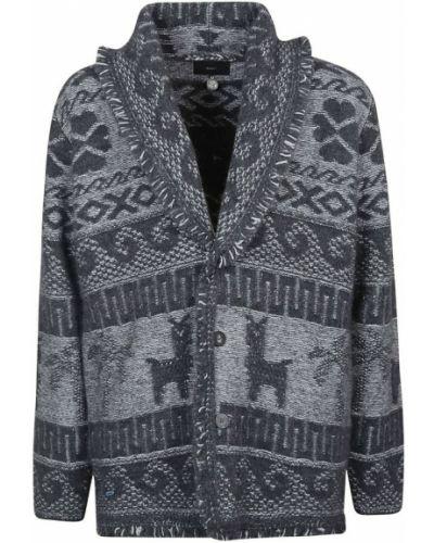 Szary sweter Alanui
