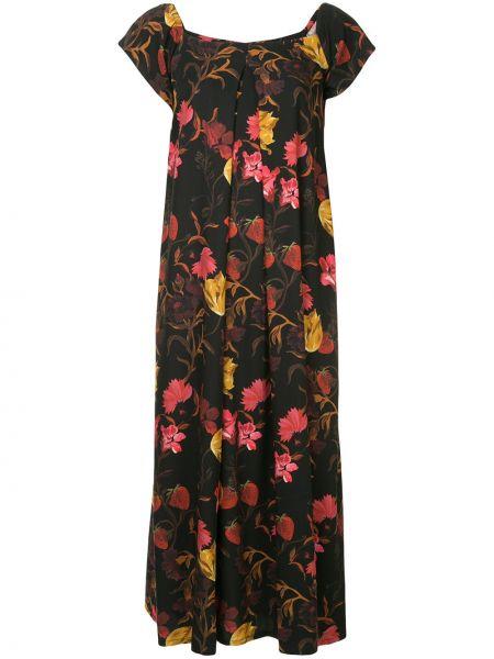 Платье мини миди с завышенной талией Mother Of Pearl