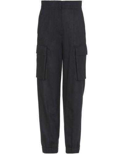 Czarne spodnie Brunello Cucinelli