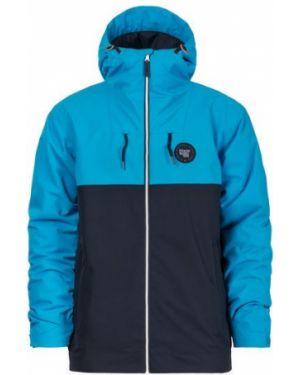 Куртка горнолыжная синяя сноубордический Horsefeathers®