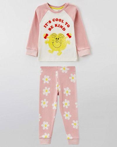Пижамная розовая пижама Marks & Spencer