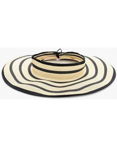 Шляпа бежевая итальянский Fabretti