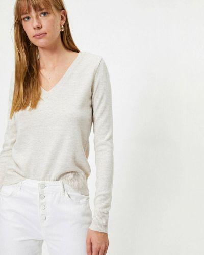 Серый пуловер Koton