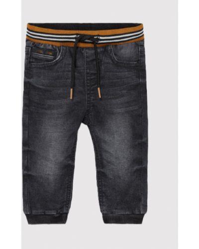 Czarne mom jeans Mayoral