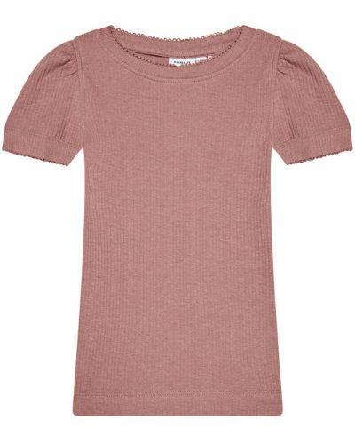 Różowa bluzka Name It