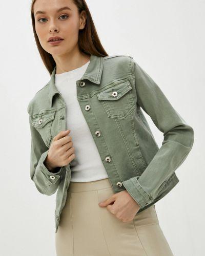 Зимняя куртка хаки Softy