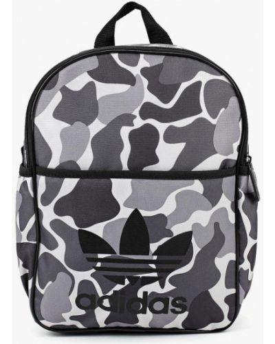 Рюкзак серый Adidas Originals