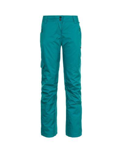 Спортивные брюки утепленные зеленый Termit