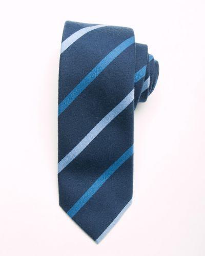 Синий галстук Black Bear