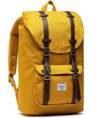 Żółta torebka Herschel