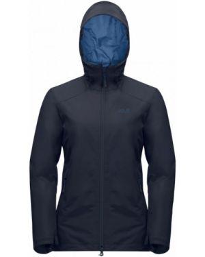 Утепленная куртка облегченная водонепроницаемый Jack Wolfskin