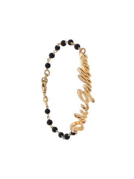 Złota bransoletka ze złota Dolce And Gabbana