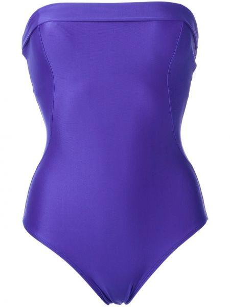 Фиолетовый купальник на бретелях Lygia & Nanny