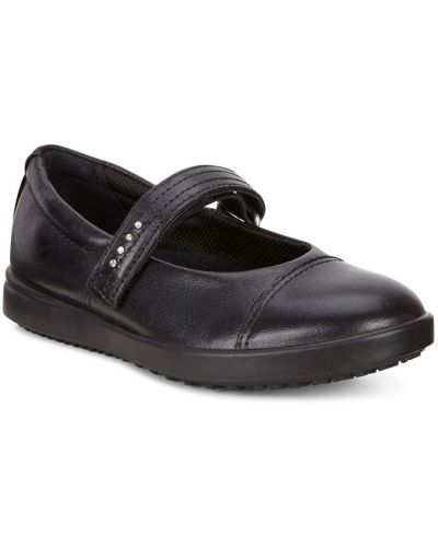 Школьные туфли на каблуке Ecco