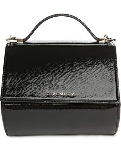 Сумка на цепочке маленькая кожаный Givenchy