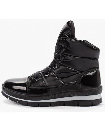 Ботинки лаковые черные Jog Dog