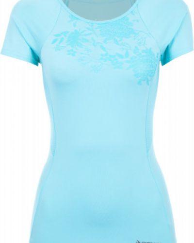 Спортивная футболка стрейчевая приталенная Demix