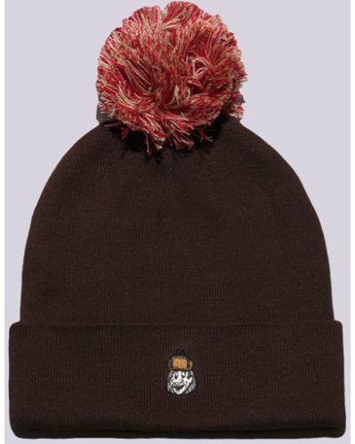Коричневая шапка хлопковая Запорожец Heritage