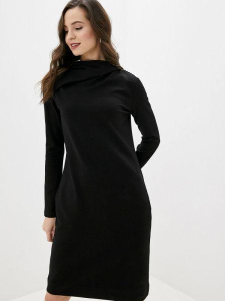 Платье прямое черное Gerry Weber