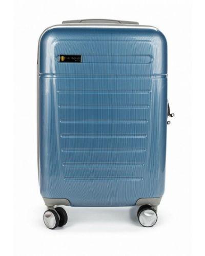 Синий чемодан Sunvoyage