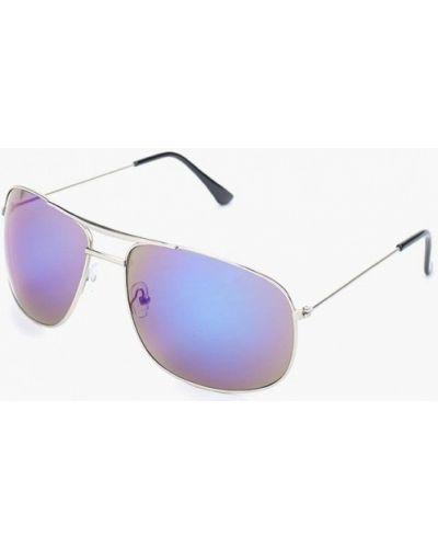 Солнцезащитные очки серебряный Modis