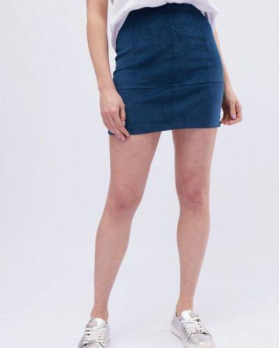 Юбка синяя Carica&x-woyz