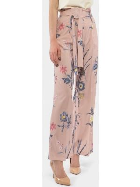 Брюки розовый весенний Vladi Collection