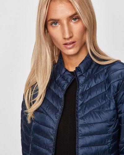 Прямая синяя стеганая куртка Jacqueline De Yong