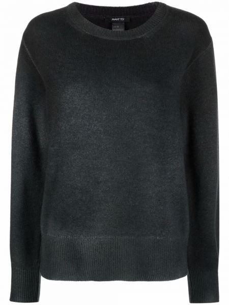 Кашемировый свитер - зеленый Avant Toi