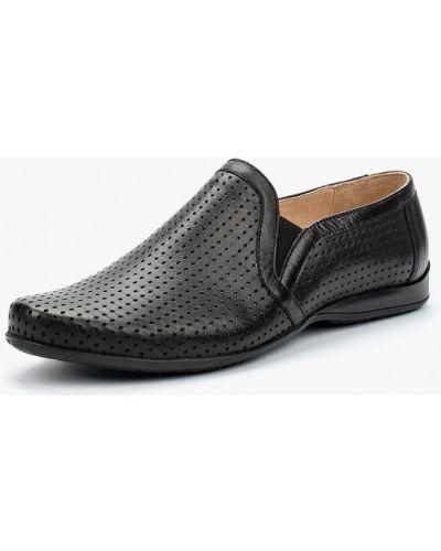 Черные туфли резиновые Salamander