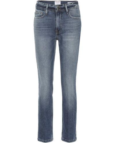 Прямые джинсы mom с подкладкой Frame