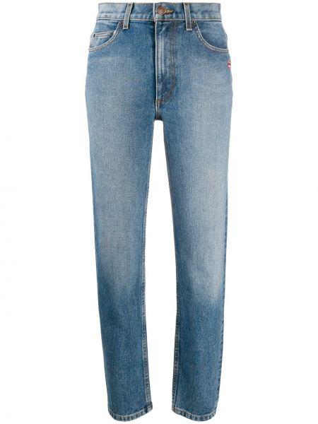 Прямые джинсы классические - синие Marc Jacobs