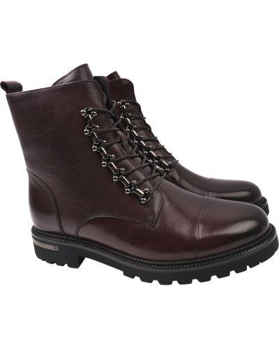 Кожаные ботинки Anemone