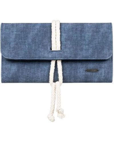 Синий кошелек Roxy