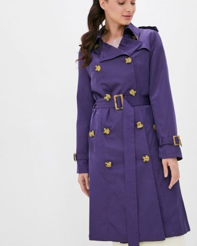Плащ - фиолетовый Dasti