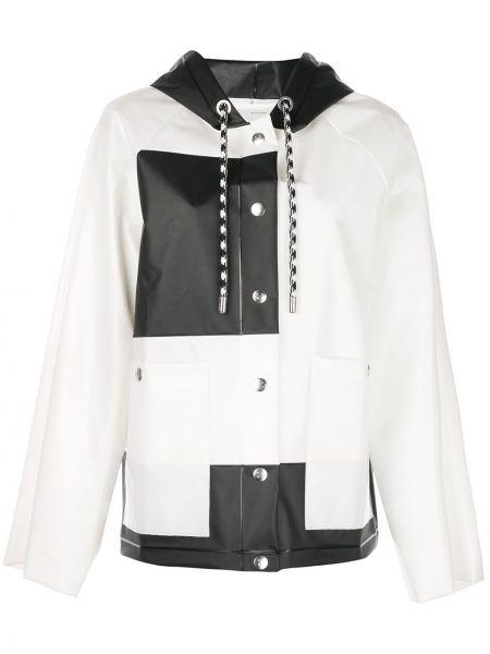 Белая короткая куртка Proenza Schouler
