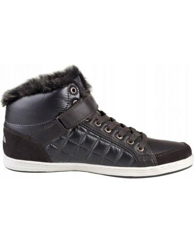 Włókienniczy szary buty zasznurować Ellesse