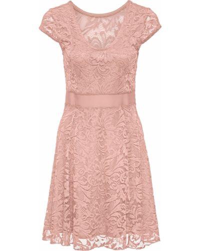 Платье ажурное винтажная Bonprix