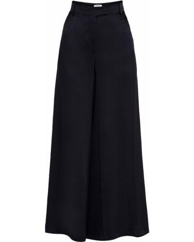 Свободные брюки расклешенные с карманами Valentino