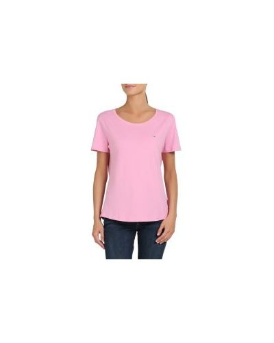 Футболка розовый Tommy Jeans