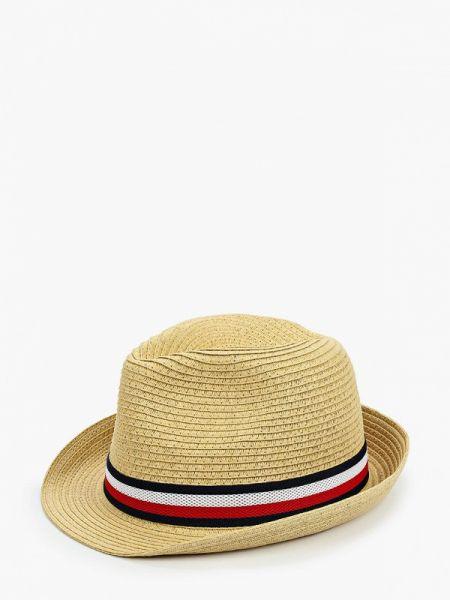 Шляпа бежевый Tommy Hilfiger