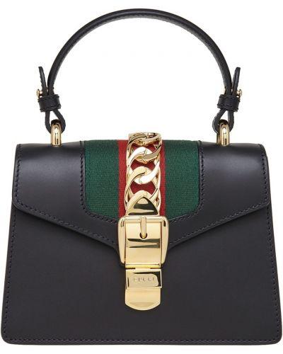 Черная сумка классическая Gucci