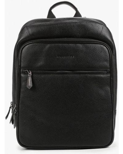 Городской черный рюкзак Bugatti