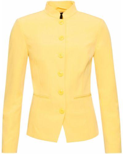 Деловой пиджак с карманами на пуговицах Bonprix