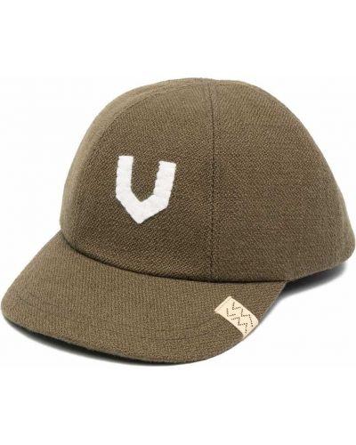 Zielona czapka z daszkiem Visvim