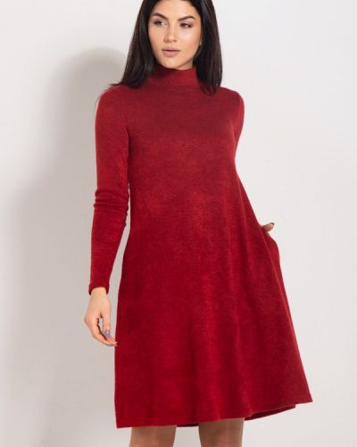 Платье - бордовое Bessa