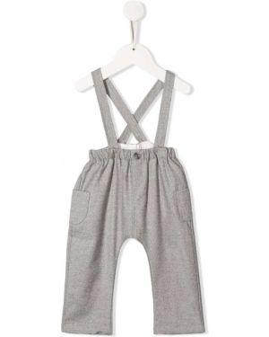 Spodnie bawełniane Aletta
