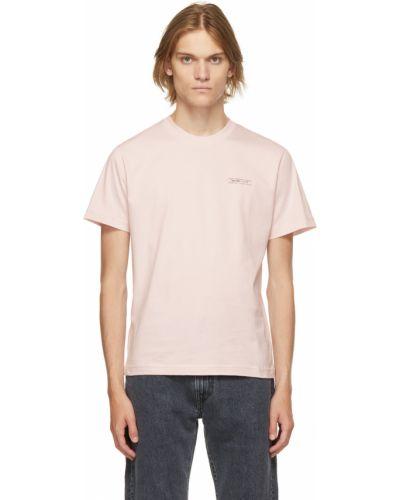 Czarna koszulka krótki rękaw Carne Bollente