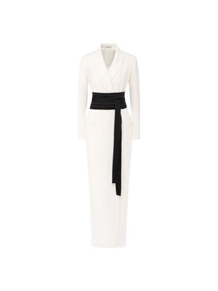 Вечернее платье платье-пиджак с поясом Brunello Cucinelli